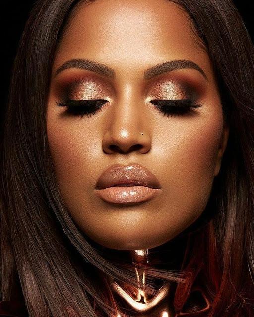 2020 Makeup Samples for Black Women