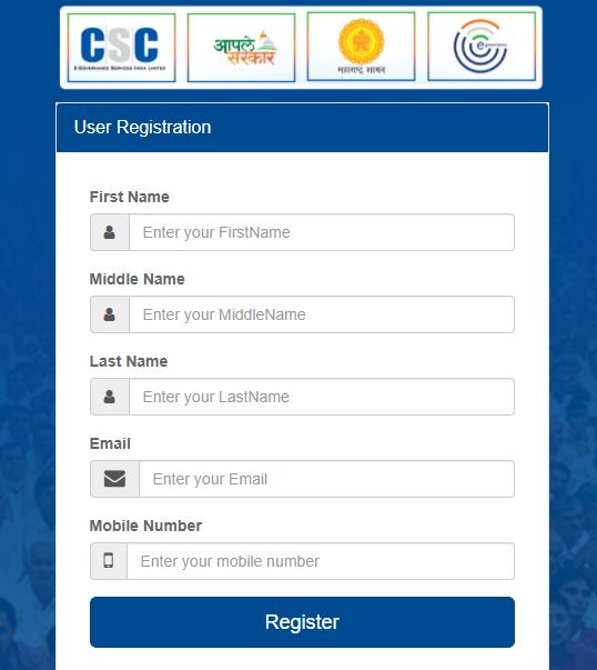 aaple sarkar VLE registration