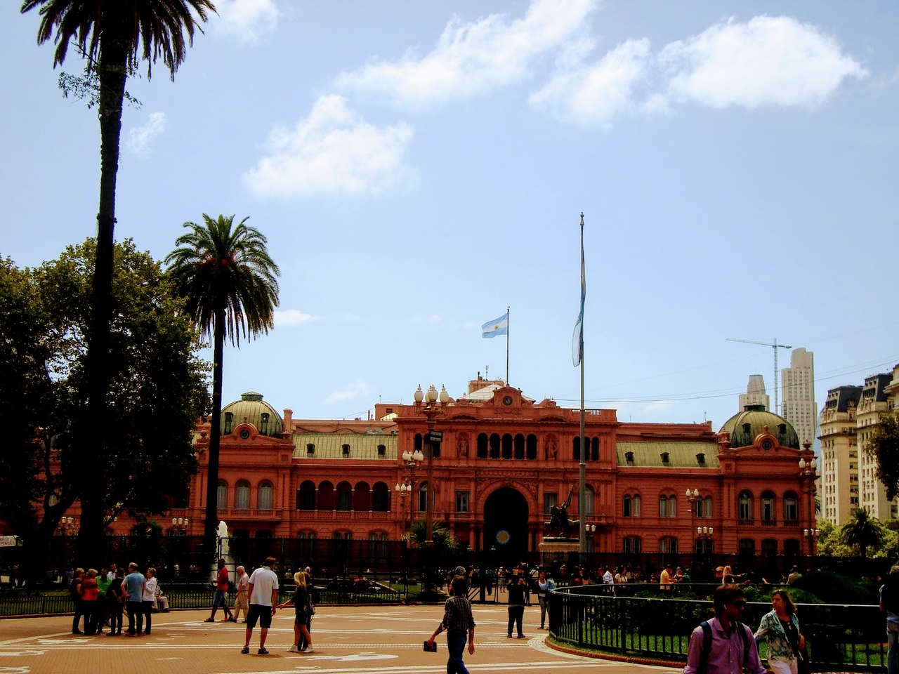 Praça de Maio, Casa Rosada, Buenos Aires