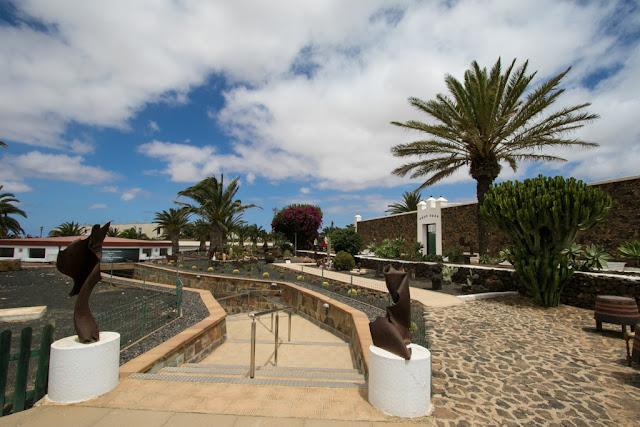 Centro de arte canario Casa Mané-La Oliva-Fuerteventura