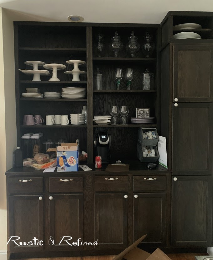 Quick and easy pantry diy and organizing tips