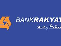 Jawatan Kosong di Bank Rakyat [ Permohonan Dibuka ]