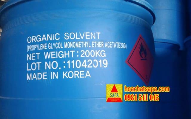 Propylene Glycol Monomethyl Ether Acetate (PMA)