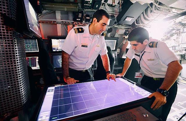 Las tripulaciones de submarinos requieren capacitación de los nuevos sistemas