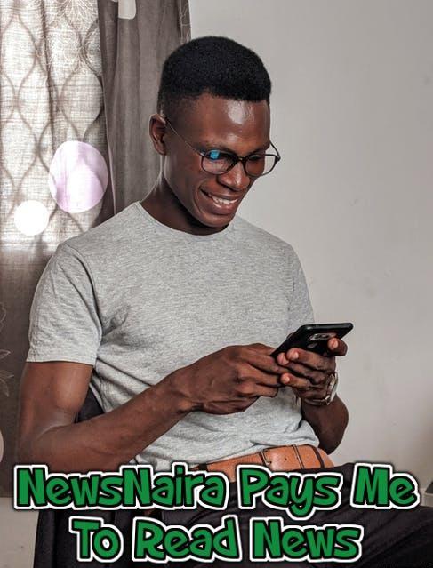 NewsNaira: Make Money Online In Nigeria Reading News