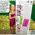 .: Review Barbie® Fashionistas™ Doll 27 Sweetheart Stripes - Curvy