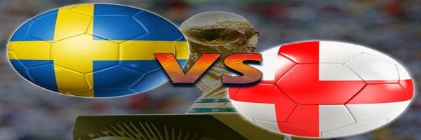 موعد مباراة انجلترا والسويد اليوم السبت 7-7-2018