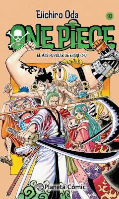 Reseña de One Piece vols. 93 y 94 de Eiichiro Oda - Planeta Cómic