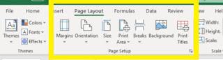 Cara mengubah file Excel ke PDF