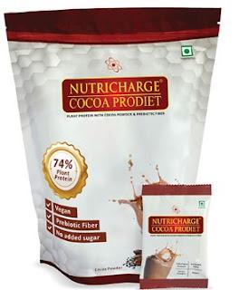 Nutricharge Cocoa ProDiet | न्यूट्रीचार्ज कोको प्रोडीट
