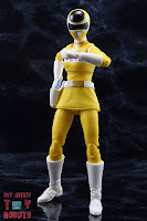 Power Rangers Lightning Collection In Space Yellow Ranger 15