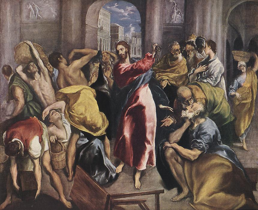 Image result for jesus clearing the temple