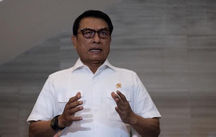 Heran Novel dkk Tak Lolos TWK Diributkan, Moeldoko: Di BPIP Juga Ada TWK, Kenapa Gak Ribut Juga?