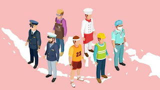 Kebijakan Presiden Jokowi Tentang Cipta Lapangan Kerja
