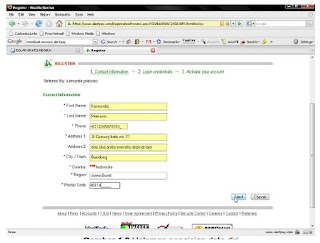 Cara Membuat Rekening AlertPay Verified