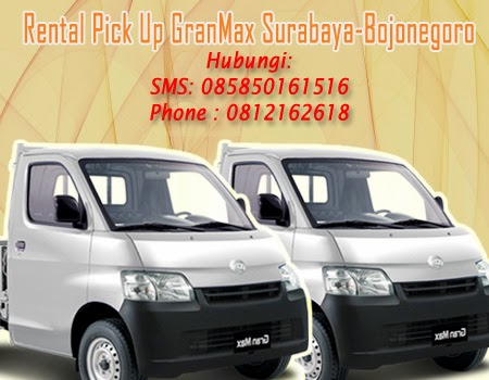 Rental PickUp Grandmax Surabaya-Bojonegoro
