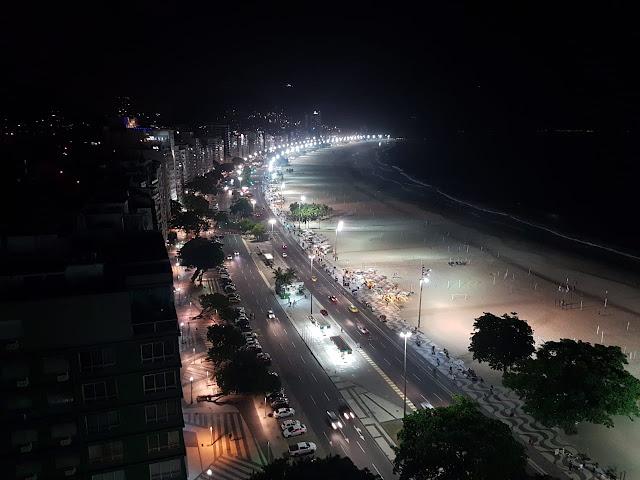 Blog Apaixonados por Viagens - Camarote Rio Praia - Hotel Pestana Rio Atlântica