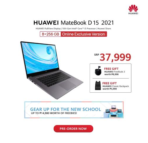 Huawei Matebook Gizmo Manila