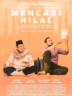 Download Film Indonesia Mencari Hilal (2015) WEBDL