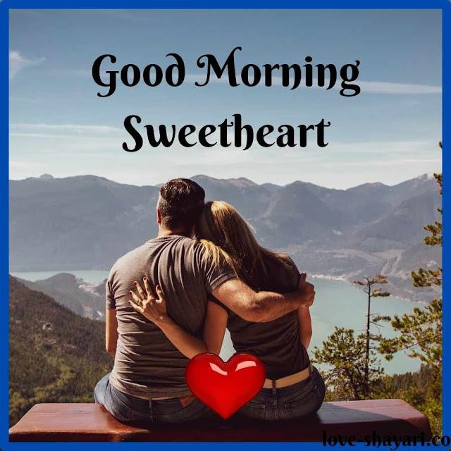 good morning image love