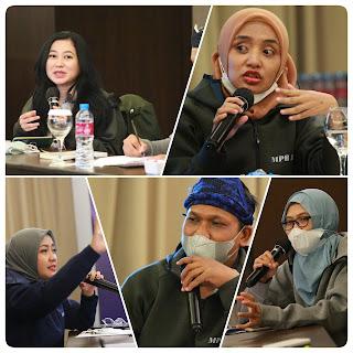 Netizen Bandung Ngobrol bareng MPR RI