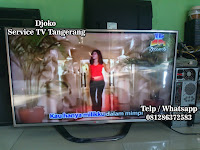 service tv legok tangerang