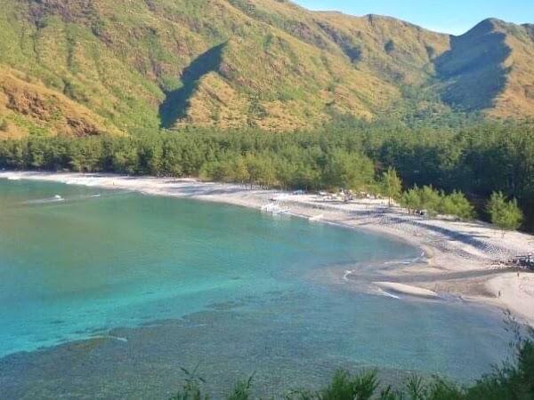 Anawangin Cove Zambales Tourist Spots