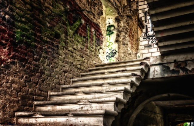 The Spirit of the staircase