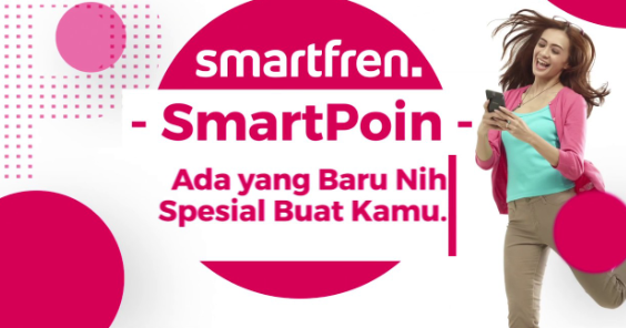 Dapatkan Hadiah Menarik dari Smartpoin