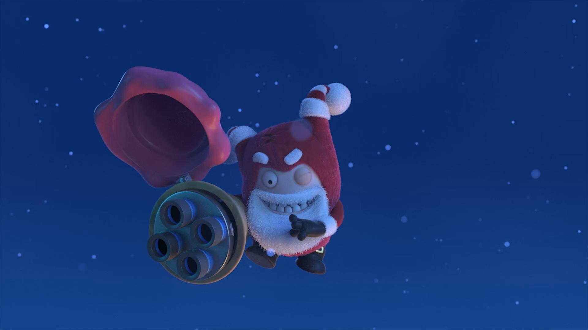 Oddbods - Navidad en Peligro (2018) 1080p WEB-DL