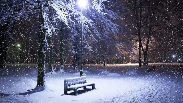 Snow Fall Desktop Wallpapers HD Pictures Download