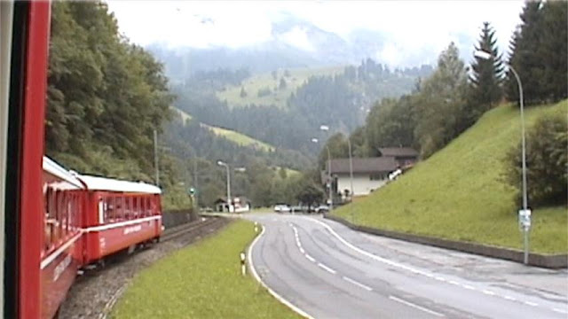 Naik Railway Brienzer Rothorn, Swiss