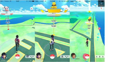 Tips Gym Pokemon Go