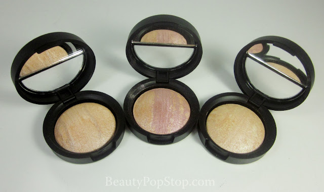 QVC Laura Geller Baked Stackable Macaroons Baked Brulee Highlighter Review