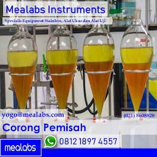 Fungsi Corong Pemisah Separating Funnel