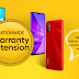 Realme extend its devices warranty.