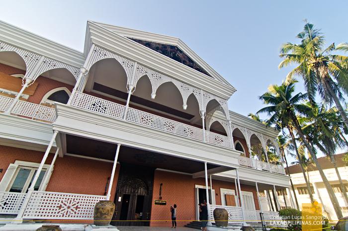 Sto. Niño Shrine Romualdez Museum Tacloban