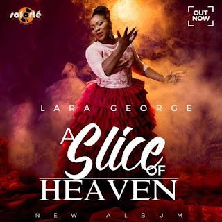 Lara George slice of heaven
