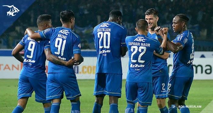 Persib Sambut Positif Rencana Kelanjutan Liga 1