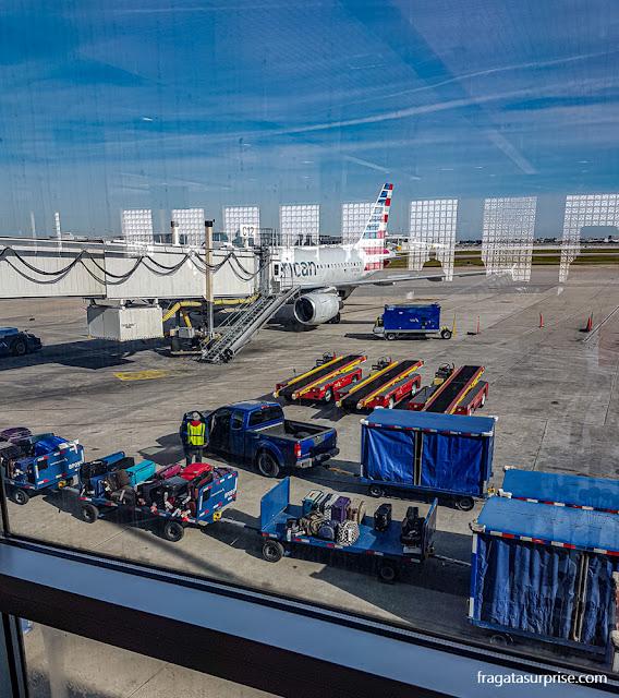 Aeroporto Internacional Louis Armstrong (MSY), Nova Orleans