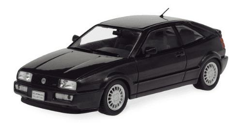 volkswagen CORRADO G60 1988 1:43, volkswagen collection, colección volkswagen méxico