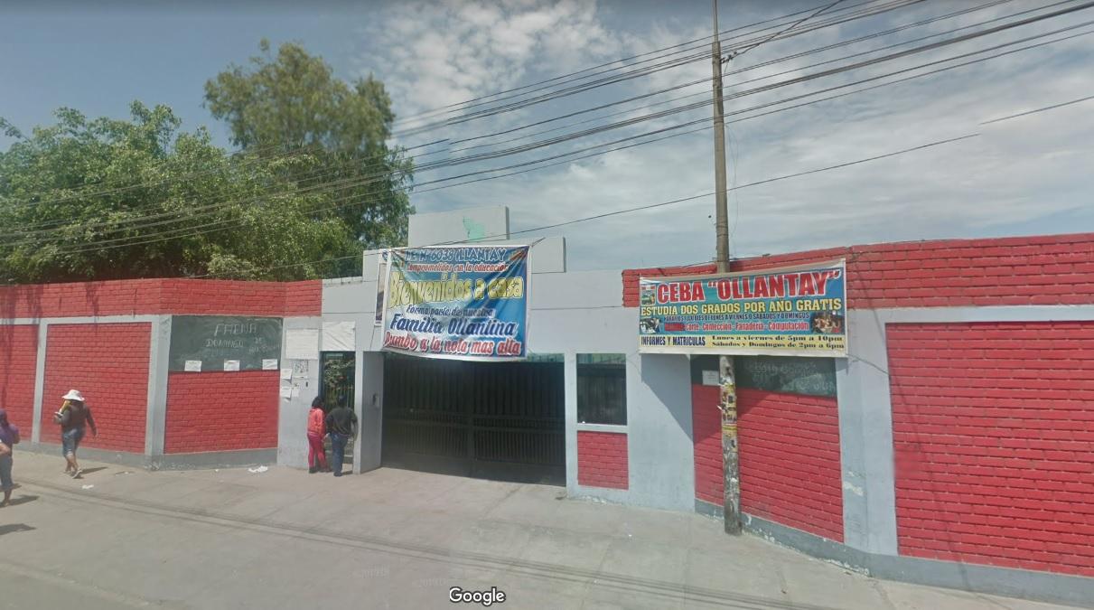 CEBA 6038 OLLANTAY - San Juan de Miraflores