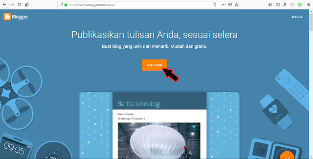 Cara Membuat Blog Step by Step