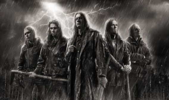 Kalmah line up 2018