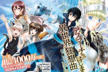 Death March Kara Hajimaru Isekai Kyousoukyoku Todos os Episódios Online