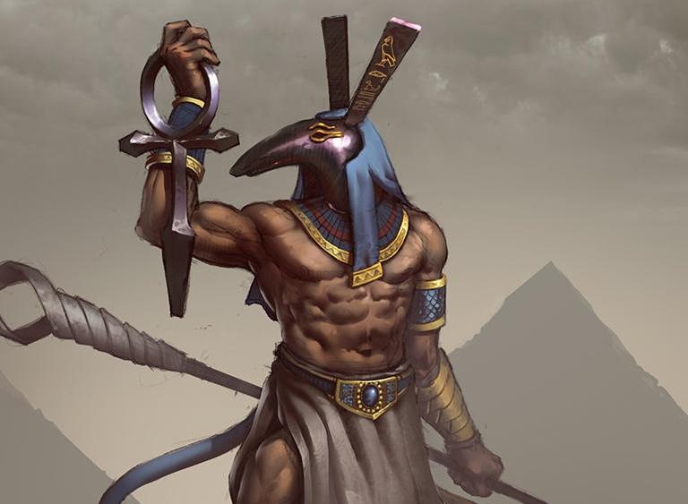 Quem Foi Seth na Mitologia Egípcia?