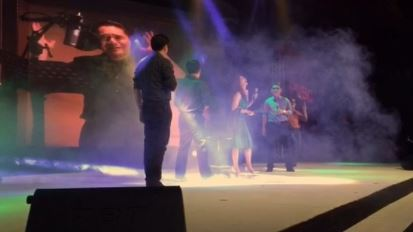 Mang Inasal Bosses Did This To Angel Locsin During The Mang Inasal National Convention! WATCH IT HERE!