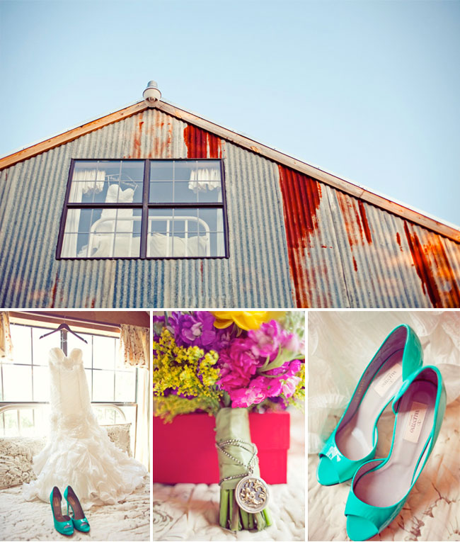 Rustic Mexican Wedding Theme: Add A Little Sparkle: Tex-Mex Themed Wedding