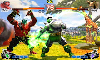 Free Download Super Street Fighter IV 3D Edition 3DS CIA USA