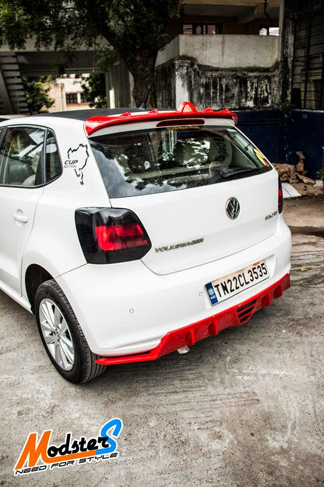Custom Volkswagen Polo Way2speed Performance